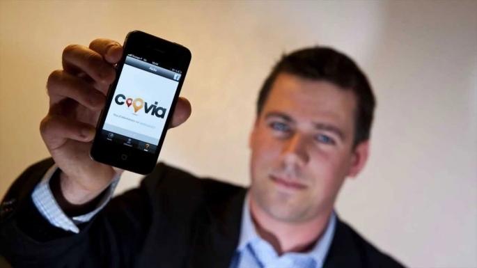 la startup toulousaine réinvente le covoiturage