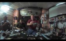 #Proxima Visite à 360° de l'ISS avec Thomas Pesquet