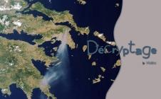 Feux de forêts en Grèce